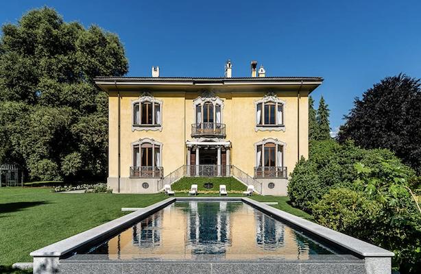 Villa De Angeli Frua